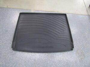 2011-2018 Genuine Porsche Cayenne All-Weather rear cargo tray mat OEM ST7