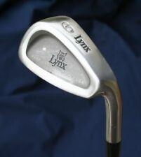 Lynx Parallax 9 Iron Original Dynamic Gold Stiff Steel Shaft