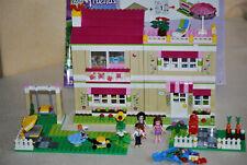 Lego® 3315 City Friends Traumhaus mit Figuren und Anleitungen