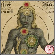 ASTROLOGY - De Sphaera - Occult Alchemy - Rare Books and Manuscripts - 2 DVD's