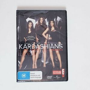 Keeping up with the Kardashians Season 5 DVD Region 4 AUS - Free Postage