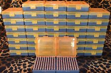 22 lr Ammo Box / Case / Storage (40 PACK) 1000 Rnds of STORAGE (NO AMMO)