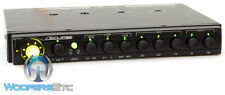 ECLIPSE EQ100 1/2 DIN 6 BAND EQUALIZER CROSSOVER FOR CAR STEREO AMPLIFIER NEW