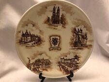 Ceramic ceramique fine Castel ROUX France Rec Plaque