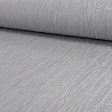 Crystal Plain Silver Sparkle Shimmer Glitter Vinyl Wallpaper Debona 9001