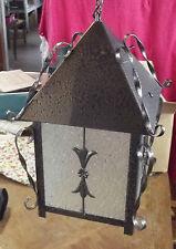 Ancienne lanterne extérieur Harry Potter Magicien 21 cm x 21 cm x 32 cm