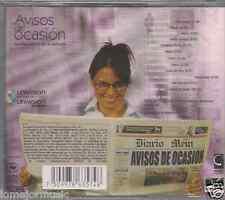 MEGA rare CD 90's AVISOS DE OCASION soundtrack TIMBIRICHI manu FEDERICO TERAN