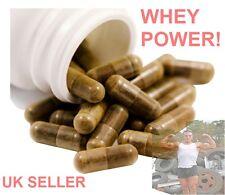 Bodybuilding Integratore Proteine del Siero Di Latte in Polvere Capsule isolare Fitness Power