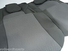 TOYOTA COROLLA SEAT COVERS FRONT ZRE182 HATCH ASCENT HYBRID AUG 12 - JUNE 18
