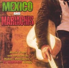 MEXICO AND MARIACHIS: ROBERT RODRIGUEZ'S EL MARIACHI TRILOGY CD BY  NEW SEALED