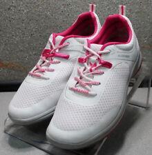 DAKONA WHITE LARPF55 Women's Shoes 6 M Mesh Lace Up Mephisto