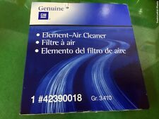 Genuine Daewoo Matiz Air Filter (1998~2004)