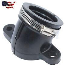 Caltric Carburetor Carb Boot Joint W//Clamp for Polaris Magnum 325 330 4X4 2X4 2000-2006