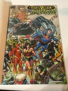 Batman Superman #1 - NYCC 2019 Exclusive Acetate Wraparound Variant