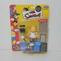 Playmates The Simpsons MARTIN PRINCE Figure World of Springfield Series 5 2001