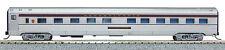 N Budd Passenger 10/6 Sleeper Car Pennsylvania (Silver/Maroon) (1-41278)