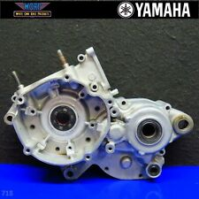 02-2004 Yamaha YZ125 Left Crankcase Bottom Half Crank case Transmission Carter