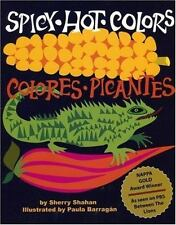 Spicy Hot Colors: Colores Picantes-ExLibrary