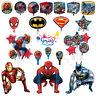 Marvel DC Superheld Geburtstagsparty Folienballons Orbz Airwalker Bukett
