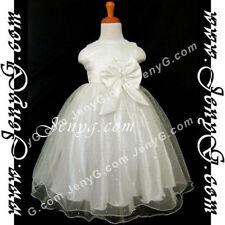 Vêtements ivoire pour fille de 3 à 4 ans
