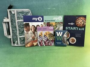 Weight Watchers 2021 My WW+ WELCOME KIT - Guides + Points CALCULATOR + FREE CASE