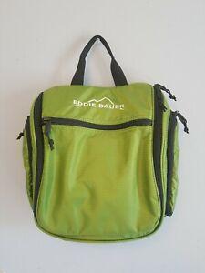 Eddie Bauer Unisex Travel Bag Nylon Green
