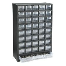 40 Bin Organizer w/Full Length Drawer Parts/Fasteners/Nuts/Bolt s/Other Hardware