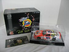 Racing Champions Authentics #10 Tide Ricky Rudd 1:24 Car w/ Case & COA