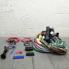 1938-1953 Buick Complete 12v Wiring Dash Harness Upgrade Kit 24 Circuit 15 Fuse