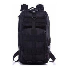 35L Hiking Camping Bag Army Military Tactical Rucksack Camo Trekking Backpack