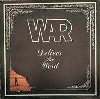 WAR ~ Deliver The Word ~Original 1973 US United Artists 7-trk vinyl LP~NEAR MINT