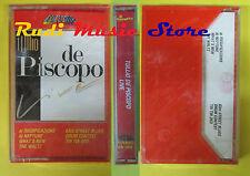 MC TULLIO DE PISCOPO Live SIGILLATA 1987 italy CAROSELLO 79036 no cd lp dvd vhs