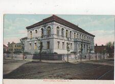 Public Library Providence RI Vintage Postcard USA 513a