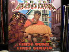 DR. DOOOM - FIRST COME, FIRST SERVED (VINYL 2LP) 1999!!!  RARE!!!  KOOL KEITH!!!