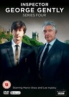Inspector George Gently: Series Four Regno Unito] - DVD DL005511