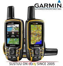 Garmin GPSMAP 64 Handheld GPS Worldwide Edition Basemap Outdoor Walking Hiking