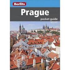 Berlitz: prague pocket guide (berlitz pocket guides), berlitz, new book