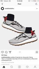 online store ff939 f91c2 alexander wang adidas shoes