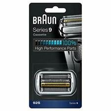 Braun Shaver Replacement Part 92S Cassette- Compatible with Series 9 Shavers