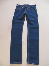 Levi's® RED Jeans Hose W 34 /L 38 Extra Lang ! Große Gesäßtaschen, rote Knöpfe !