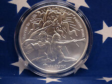 Silver Shield 2017 Trivium Uncirculated 1oz Troy .999 Fine Solid Silver Coin USA