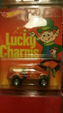 Hot Wheels Pop Culture Lucky Charms Ford F-150 Real Riders  !!