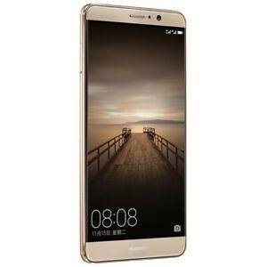 "Huawei Mate 9 Gold Dual SIM 64GB 5.9"" 4GB RAM 20MP Android Phone CN FREESHIP"