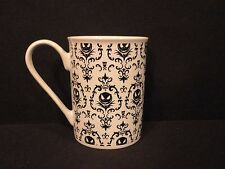 The Nightmare Before Christmas Brocade Mug Black White Cup Disney Touchstone