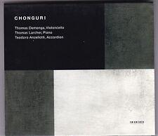 THOMAS DEMENGA - CHONGURI CD ALBUM ECM © 2006 GERMANY