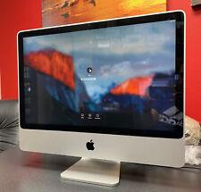 "Apple iMac 24"" (Early 2008) Core 2 Duo 2.8 GHz 24"" 6GB 320GB HDD-El Capitan"