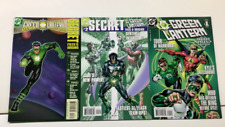 Green Lantern Secret Files And Origins #1 2 3 2005 Superman Legend Of The Flame