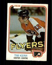 1981-82 O-Pee-Chee #251 Tim Kerr RC EX (ref 98697)