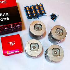 Federal Mogul Piston and Ring Kit Fits Isuzu 4BE1 NKR NPR Hitachi Sumitomo