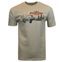 REALTREE CHEVY Mens Tee T Shirt M To XXL Hunting Deer Camo American Muscle Logo
